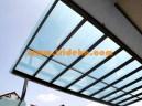 canopy kaca tempered 33