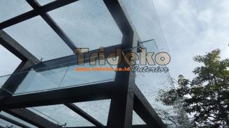Canopy Kaca Spider Kaca